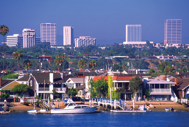 hotels at Newport Beach